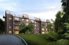 Liljewall arkitekter | Gnistgatan, Västra Frölunda