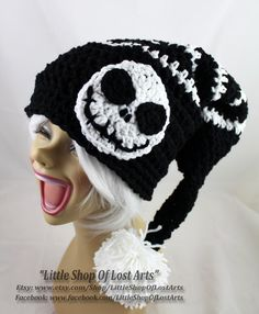 Jack Skellington Nightmare Before by LittleShopOfLostArts on Etsy, $25.00