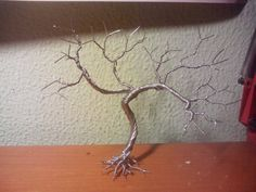 wire bonsai !