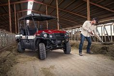 """New 2016 Kawasaki Mule Pro-DXTâ""""¢ EPS LE Diesel ATVs For Sale in Kansas. Dimensions: - Wheelbase: 92.3 in."""