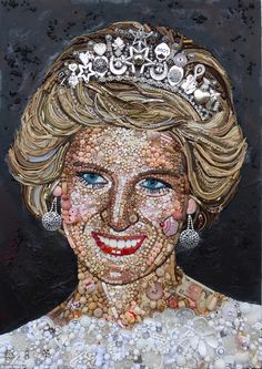 Buttons, beads and Barbie doll bits: Former nurse re-creates famous artworks using unwanted junk http://www.dailymail.co.uk/femail/article-2761414/Buttons-beads-Barbie-doll-bits-Former-nurse-creates-famous-artworks-using-unwanted-junk.html #Art