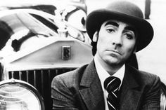 Keith Moon and Roller