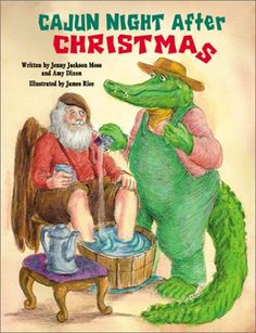Cajun Night After Christmas (The Night Before Christmas Series). Drifting down the bayou the night after Christmas, Boudreau discovers a fat alligator named Pierre, whom he takes home as a pet. The Boudreau children give Pierre their full attention, much to Pierre s dismay, but in the end, it s a very happy Cajun night after Christmas all through the year!. Price: $14.84