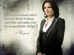 Regina Mills (Lana Parrilla) from Once Upon A Time