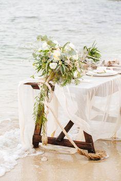 Beach Wedding Ideas | photography by http://www.lesamisphoto.com/