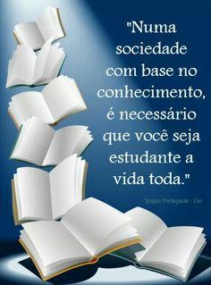 #conhecimento