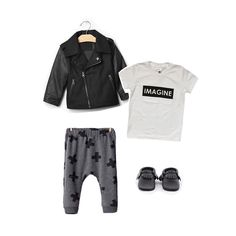 imagine tee; outfit inspiration | young one apparel