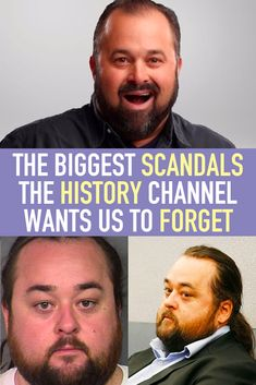 It seems these days all we're really discovering are new scandals about the cast and crew of the channel's shows. Yoda Quotes, Sideshow Freaks, Courage Quotes, Discovery Channel, History Channel, Effective Communication, Interesting Reads, Funny Facts, Scandal