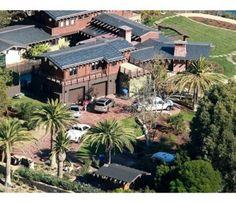 Julia Roberts Malibu estate.