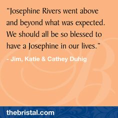 We feel the same. Thanks for letting us know how you feel Duhig family. Josi, super job in Westbury! Assisted Living, Above And Beyond, Our Life, How Are You Feeling, Thankful, Let It Be, Memories, Feelings, Reading