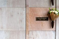 Marilyn Monroe (I know the people who know the people who do these important burials :D )