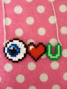 eye <3 u . So cute!