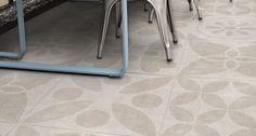 Vtwonen terrastegel Duostone dessin Hormigon Grey in 60x60 cm