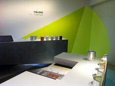 VOL2 DESIGN Espacio pinturas Tollens ¡Tomamos la embajada! Casa Decor inaugura en Madrid su edición 2013 con acento 'british'. | diariodesign.com