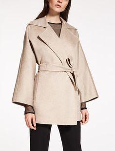 Pure cashmere jacket