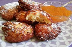 Nyomtasd ki a receptet egy kattintással Izu, Pretzel Bites, Baked Potato, Donuts, Diet Recipes, French Toast, Deserts, Muffin, Gluten Free