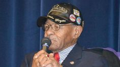 One of the original Tuskegee airman George Hickman dies in US at 88. RIP Mr. Hickman