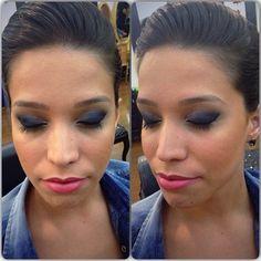Make por Carol San Cristobal!  #make #beauty #circushair