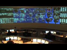 Take a Tour of AT's Global Network Operations Center