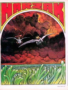 howlingscience:  Moebius