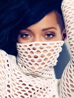 Rihanna for Harper's Bazaar 2012