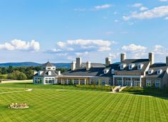 Salamander Resort, Middleburg, VA  Opened by Sheila C. Johnson, co-founder of Black Entertainment Television, in 2013, Loudoun County's premier country escape is an hour from Washington, DC, and a favorite of tastemakers like Michelle Obama. It's a gorgeous 340-acre estate with carved iron balconies, an equestrian center, a 23,000-square-foot spa and a private dining room in a 150-year-old converted stallion barn — perfect for long, leisurely dinners. Take a private chauffeured tour of the…