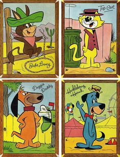 These are the cartoons I grew up on and they were the best!