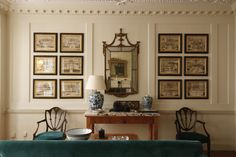 Drawing room gallery // No. 1 Fournier Street | Max Rollitt Interiors