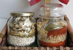 מקורי, אסתטי ובריא. משלוח מנות המכיל תערובות למרק ( צילום: גלי לופו אלטרץ  )
