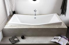 Afbeeldingsresultaat voor donker badkuip