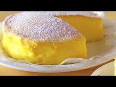 ¡La tarta más viral de internet! en Megatips te enseñamos esta deliciosa receta de pastel de queso japonés aprende hacerla. -Fuente Youtuber Gringa : Ochiker...