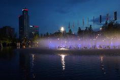 Noc muzeów. Katowice 2015. NOSPR