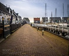 Popular on 500px : Marken Main Street by ljames6581