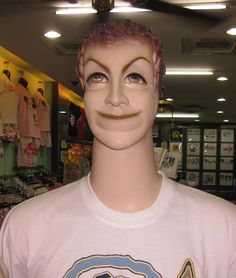 15 Mannequins That Will Steal Your Soul