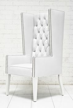 Ultra Tall Wing Chair :: Room Service Store