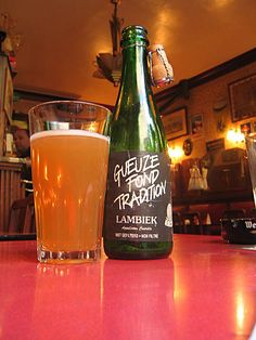 St Louis Geuze fond tradition