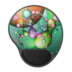 Just made this product today, and sold one within an hour of it's creation. Dance of Globs Variation 1  Gel Mousepad from Bill M. Tracer Studio: http://www.zazzle.com/dance_of_globs_variation_1_gel_mousepad-159232393668800520 #art #abstract #postmodern #contemporary #mousepad