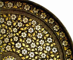 Mughal Decoration and Indian Design inspires color and pattern in home decor