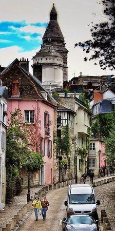 Montmartre, Paris Multi City World Travel France Hotels | Countries Spot