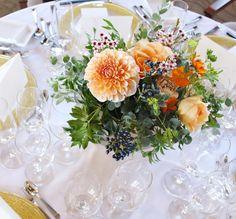 #novaraese#VressetRose #Wedding #yellow #orange #yelloworange#tablecoordinate#Guesttable #natural #Flower #Bridal#ノバレーゼ #ブレスエットロゼ #ウエディング#イエロー#シンプル # ゲストテーブル #テーブルコーディネート #アンテーク#野草風# ナチュラル# ブライダル#結婚式