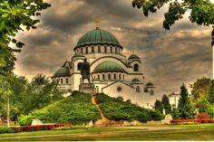 Hram Svetog Save | Beograd | Srbija