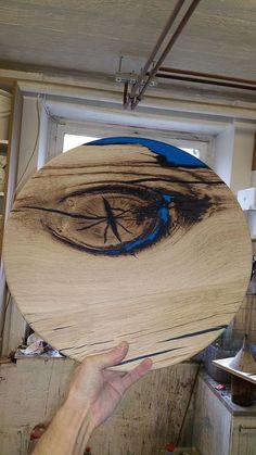 Wood and resin furniture project : VOLIS By Atelier Insolite Swiss Movie link : https://vimeo.com/164222074 VOLIS project : Meuble en bois et résine par Atelierinsolite