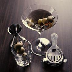 Dirty Martini!!