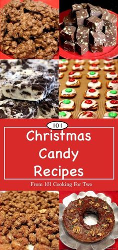 Six ultra-simple Christmas candy recipes for all y…