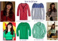 Zooey Deschanel Style Blog
