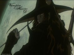 'Vampire Hunter D'.  Oh my gosh!  I haven't seen anything about him in a while.  LOL