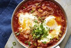 OMG! You've got to try my tomatoes, eggs and chorizo recipe / The Body Coach Blog / The Body Coach