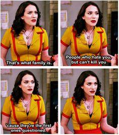 """haha so true my family motto """"feel the love, B!tch"""""""