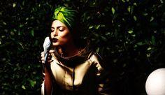 Eve Mendez #turban