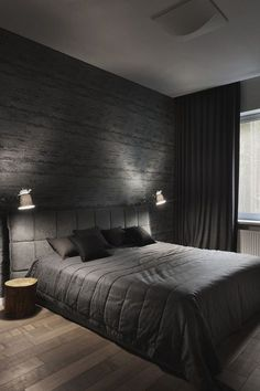 Sleek edges, clean lines and crisp tone, contemporary style is always a timeless way to decorate your home. And that includes your bedroom. These 40 modern #interiordesign